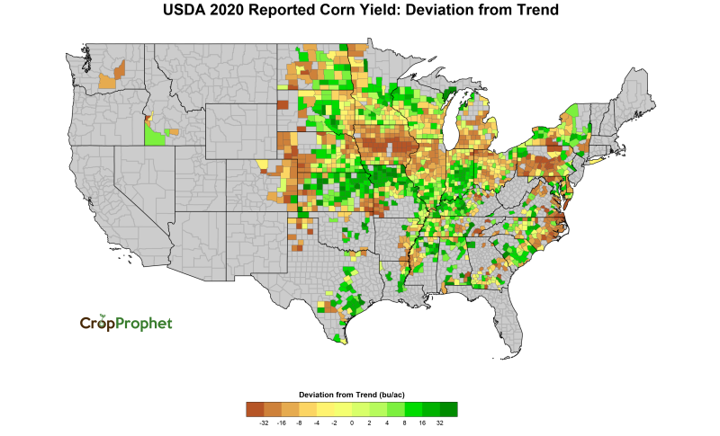 202- Corn Deviation from Technology Trend
